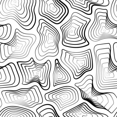 tile pattern concentric stripe.
