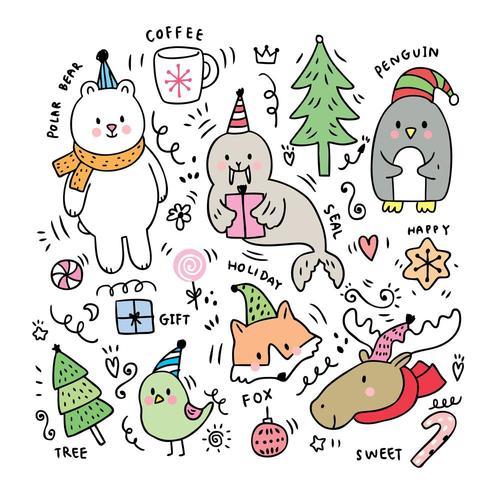 Doodle di animali Poler