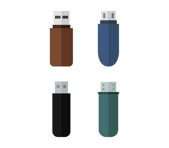 Icona penna USB