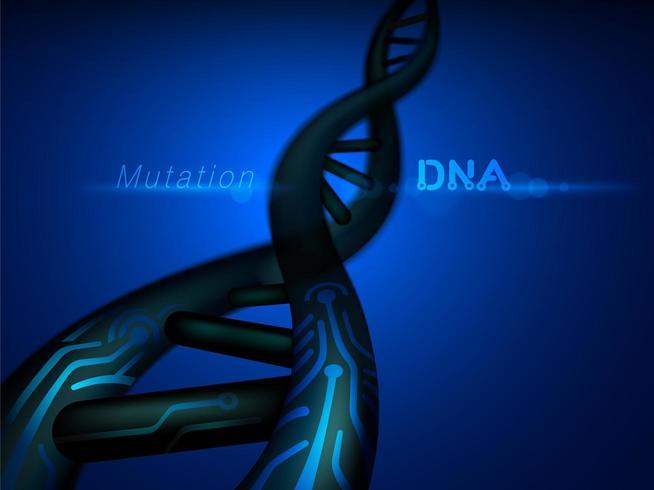 DNA-mutationsstruktur