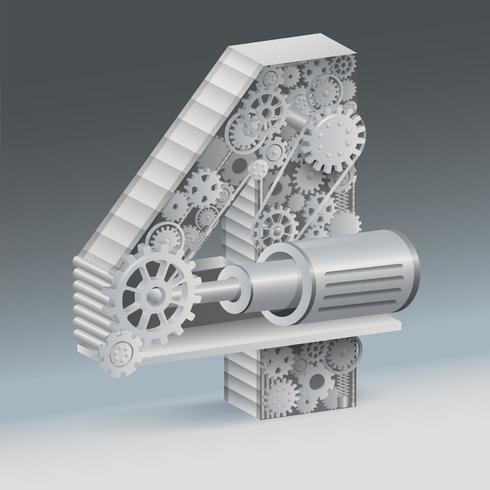 Industriell design nummer fyra