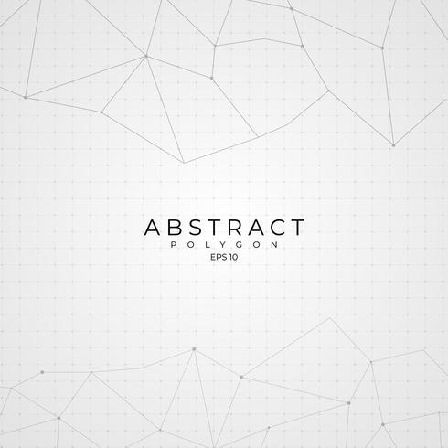 Minimale moderne Linie Design des abstrakten Hintergrundes