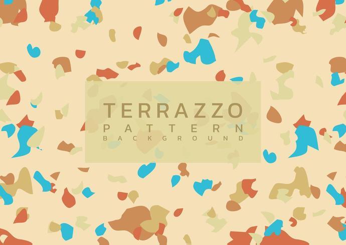 Terrazzo moderne marmeren achtergrond