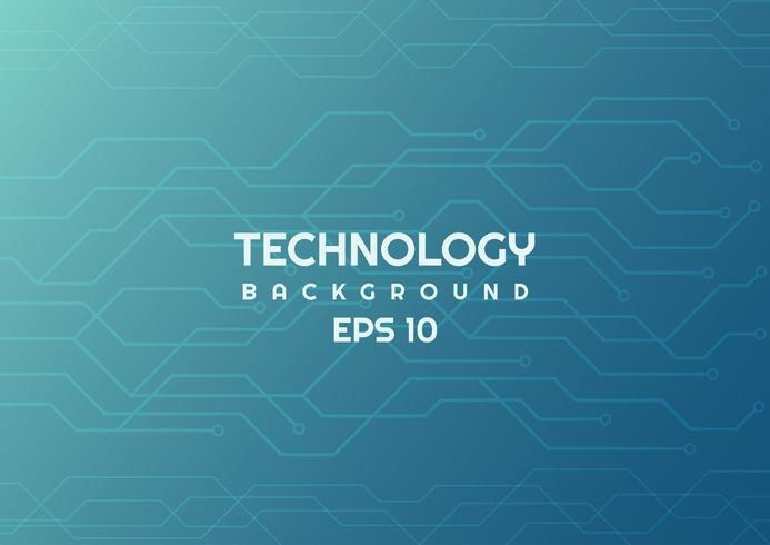 Technologie Schaltung Hintergrund