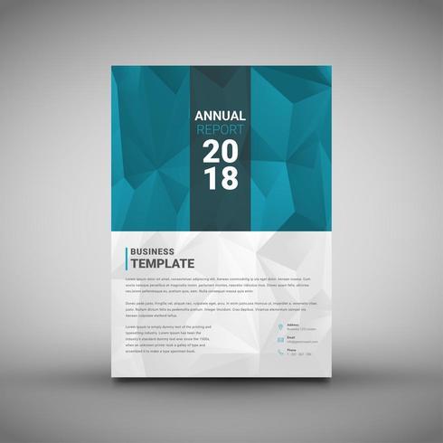Modèle de rapport géométrique annuel