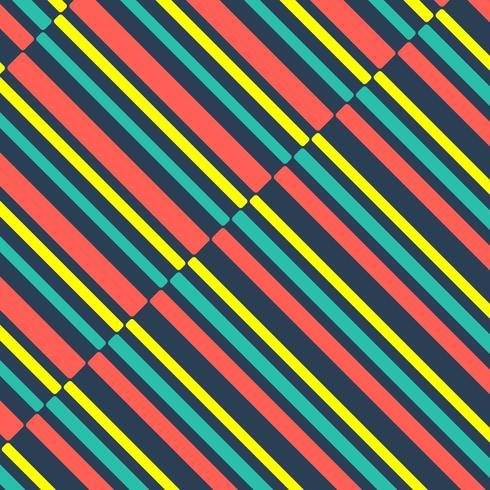 Vintage kleur lijnen achtergrond