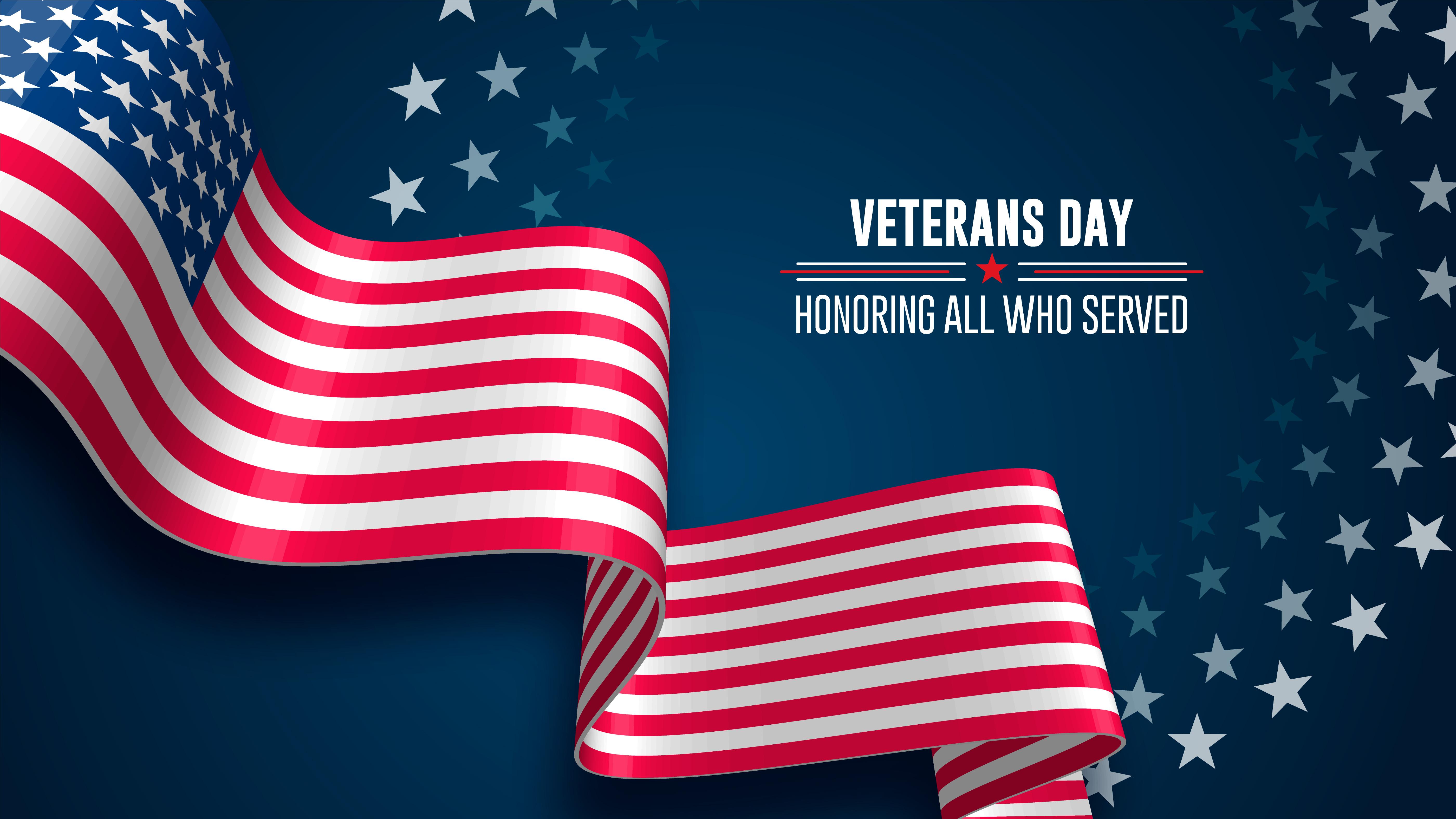 Veterans Day Flag Background - Download Free Vectors, Clipart Graphics & Vector Art