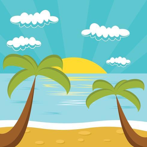 The Sunny Beach