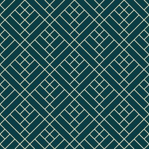 padrão geométrico de diamante em camadas sem costura
