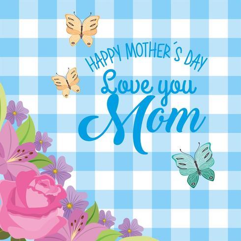 guingão do cartão do dia das mães