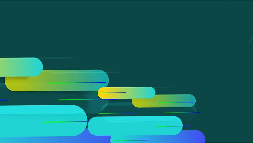 creative vector minimal art abstract background