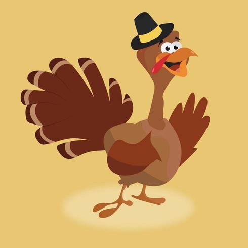 Immagine da portare di celebrazione di ringraziamento del cappello della Turchia