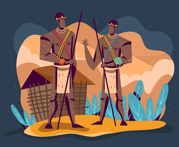 Indigenous People In Africa
