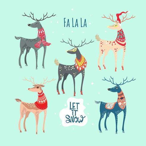 Christmas Magic Deer