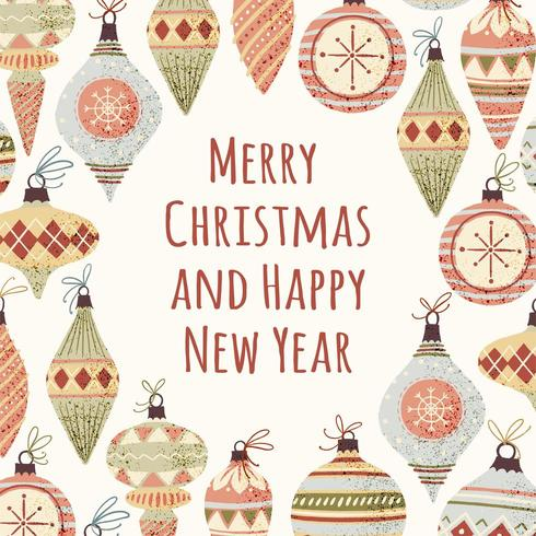 Christmas Greeting Set Card