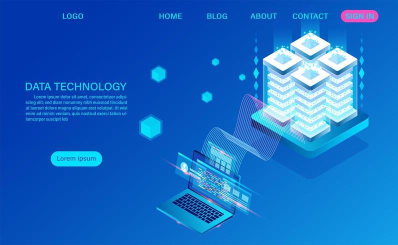 Tecnologia dei dati ed elaborazione dei big data