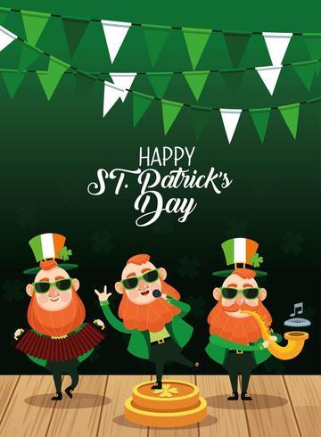 Happy St. Patrick's Day vector