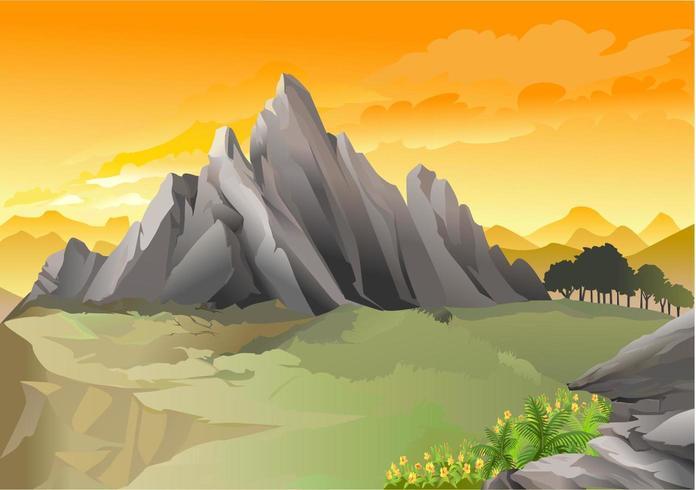 Subir una montaña equivale llegar al centro de tí mismo