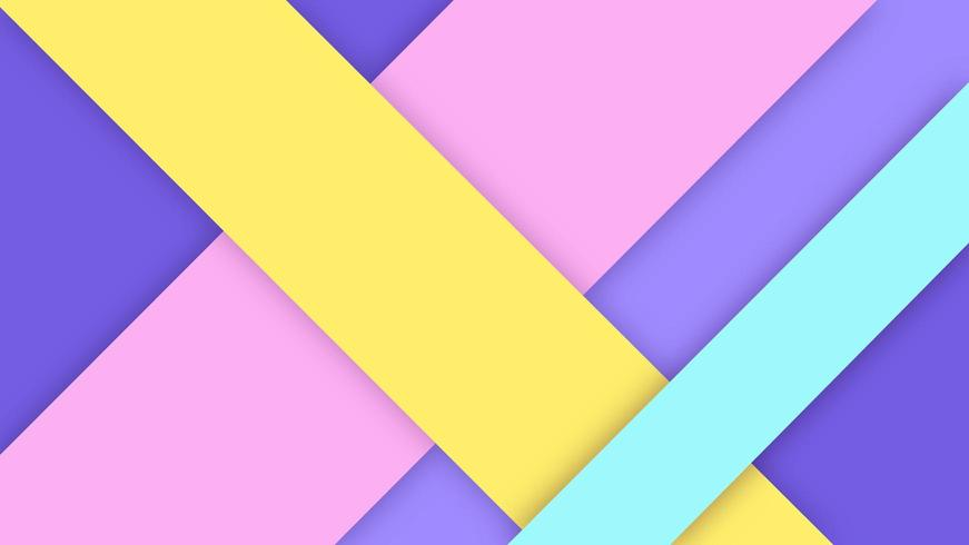 Abstract Creative Pastel Paper Background vector