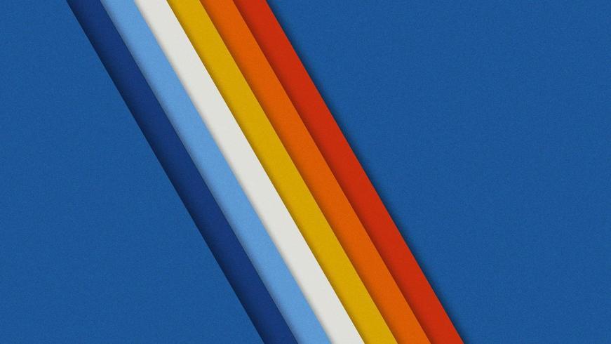 Retro tapet för diagonala pappersränder vektor