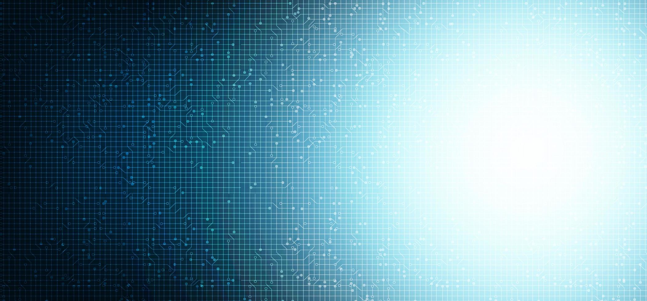 Tecnología súper ligera en el fondo futuro. vector