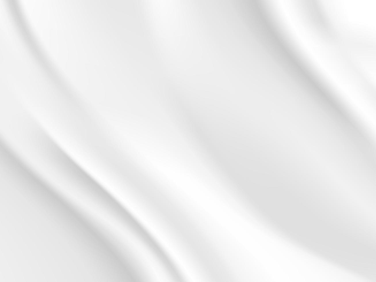 Fondo de tela de tono blanco y gris de onda vertical vector