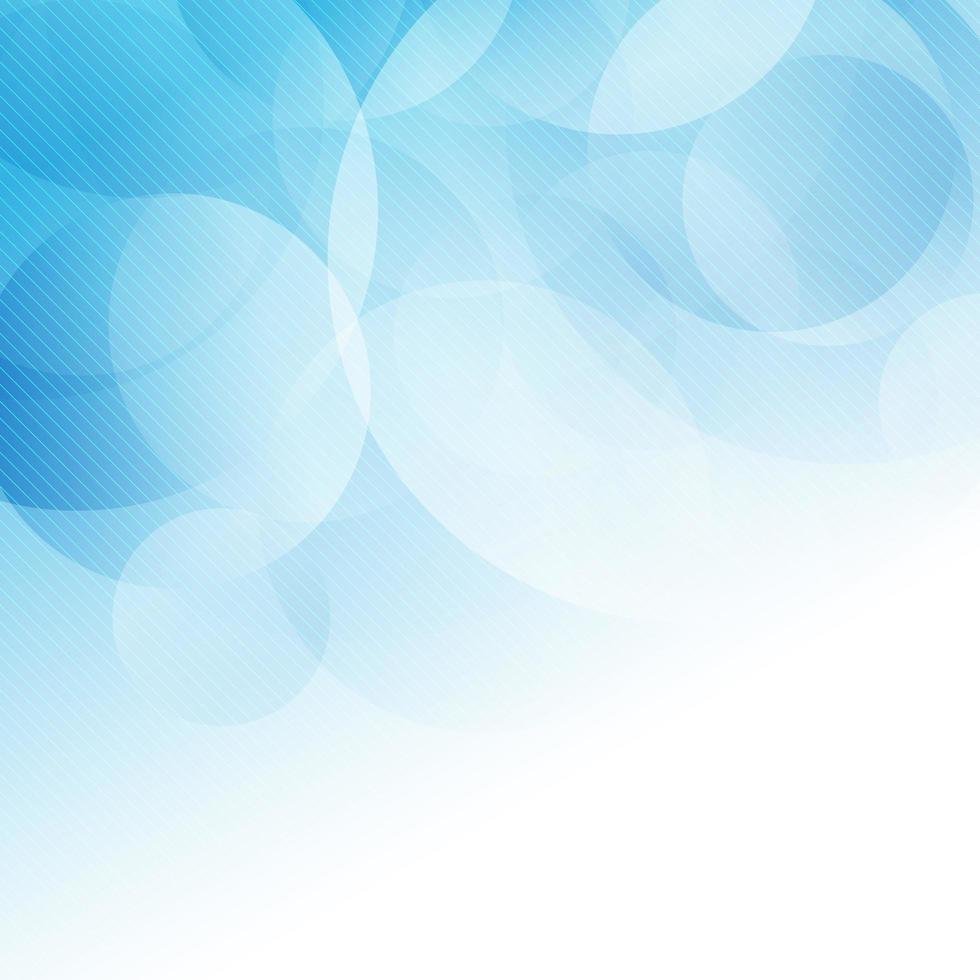 Abstract background with circle design vector