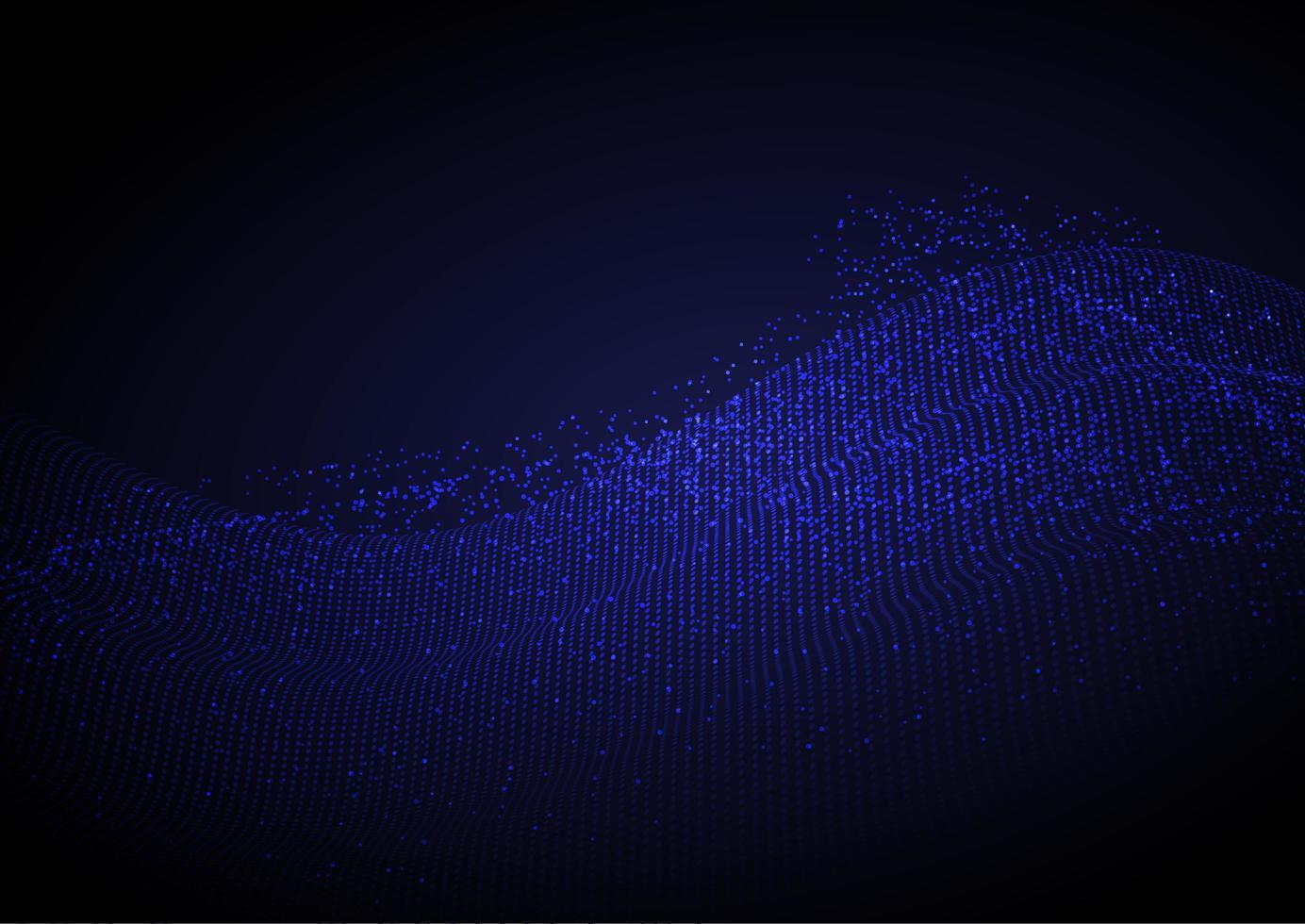 Abstrakter Hintergrund mit flüssigem Punktdesign vektor