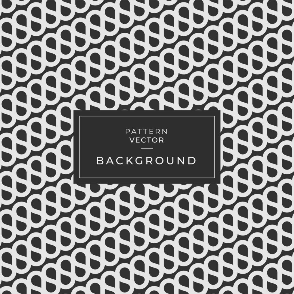 Background with artistic strokes in black and white wave style vector