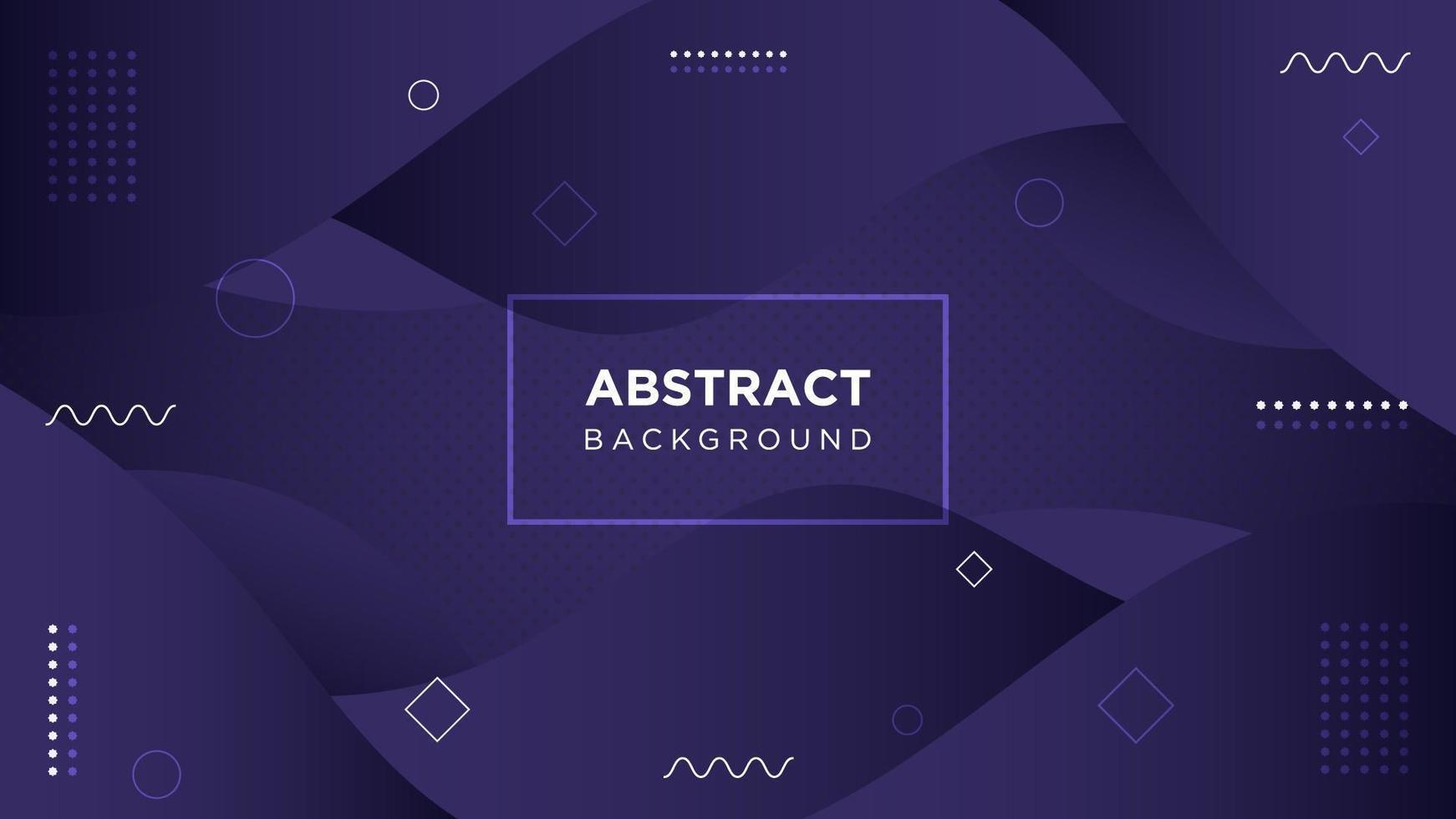 Purple motion fluid gradient background vector