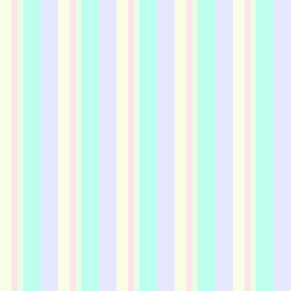 Pastel Vertical Stripes Pattern vector