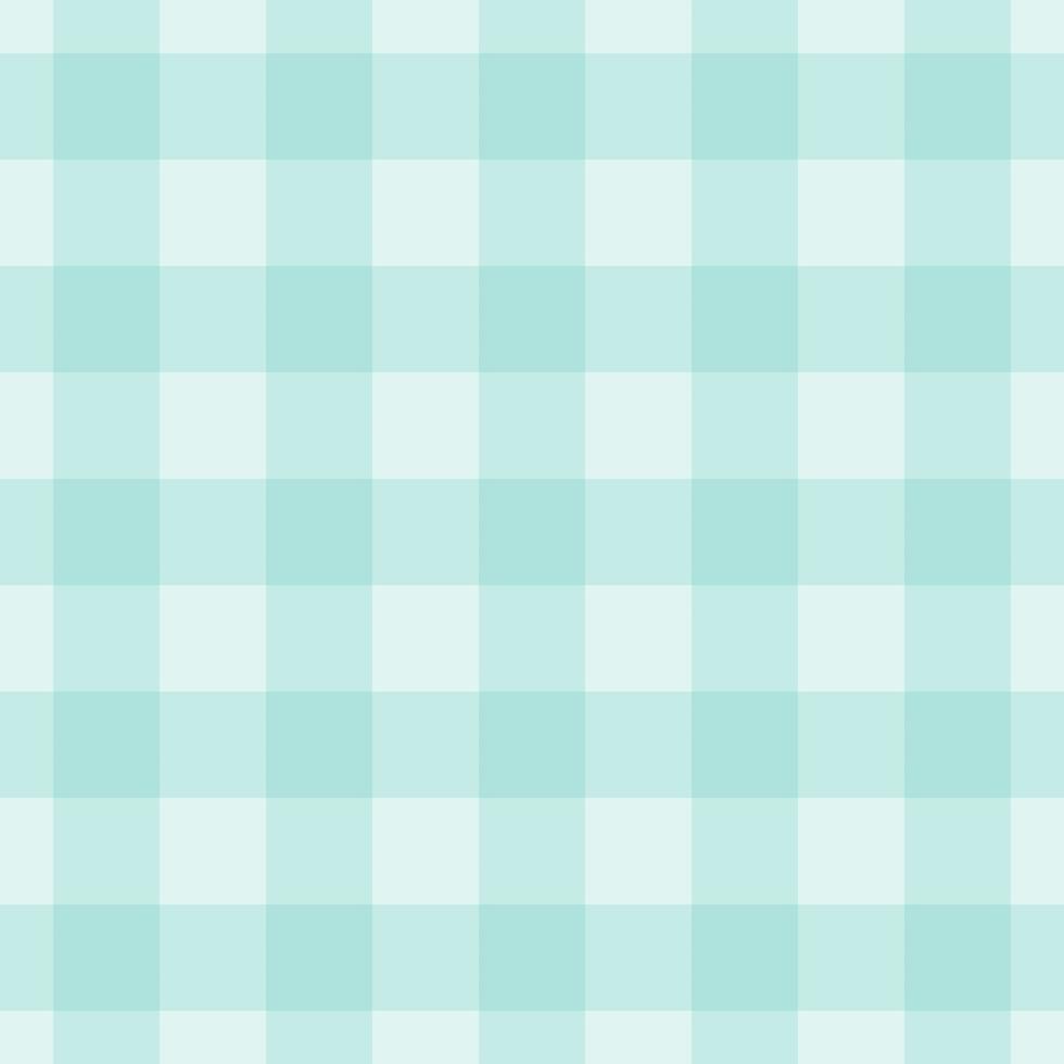 Light Blue Gingham Background  vector