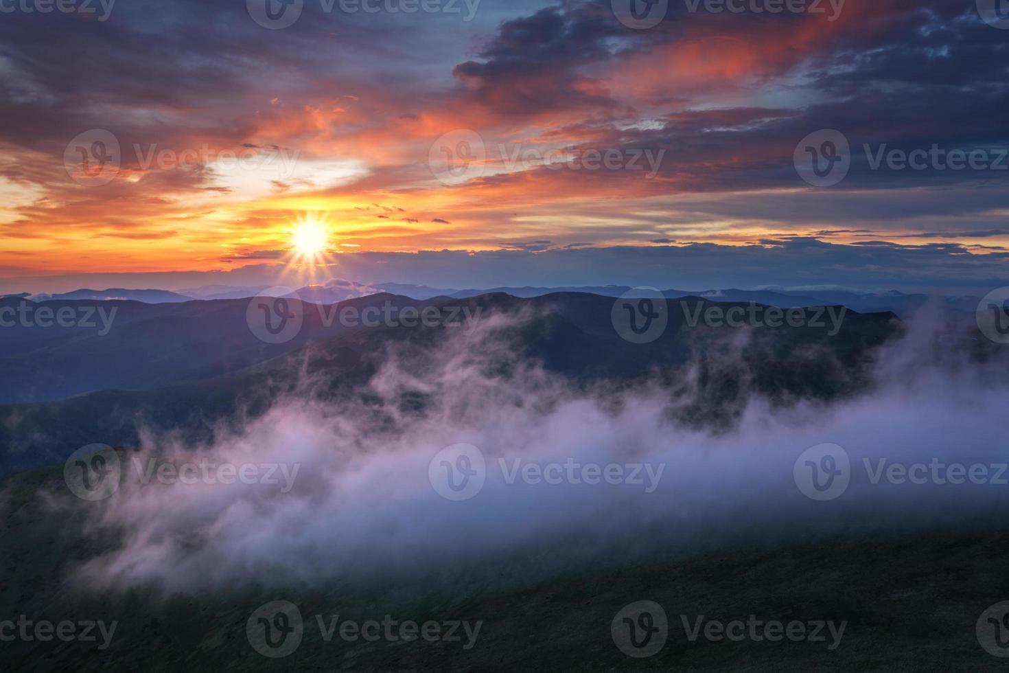 montaña foto