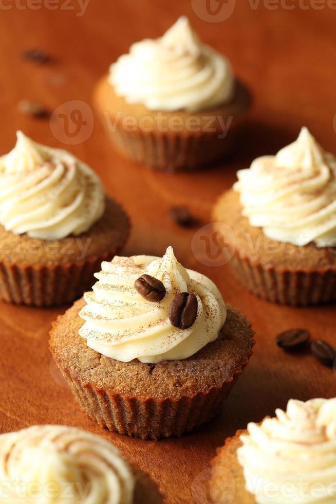 Tiramisu Cupcakes photo