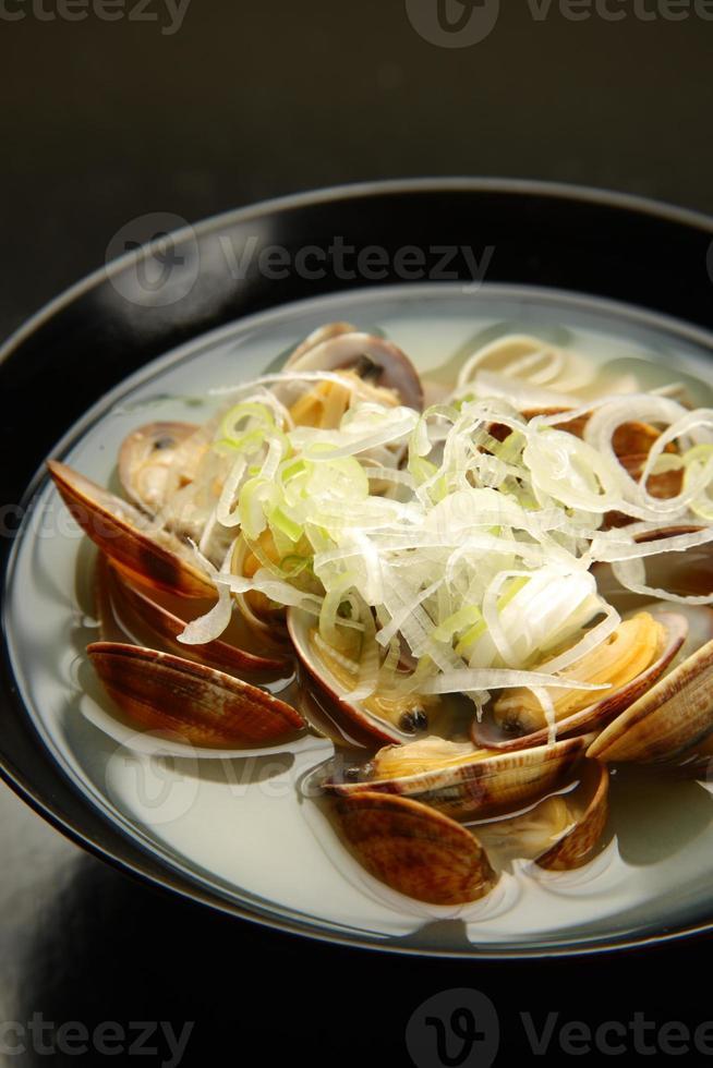 shellfish soup photo