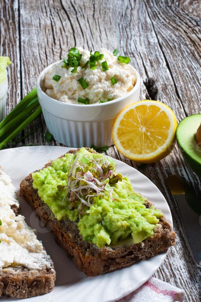 desayuno saludable. foto