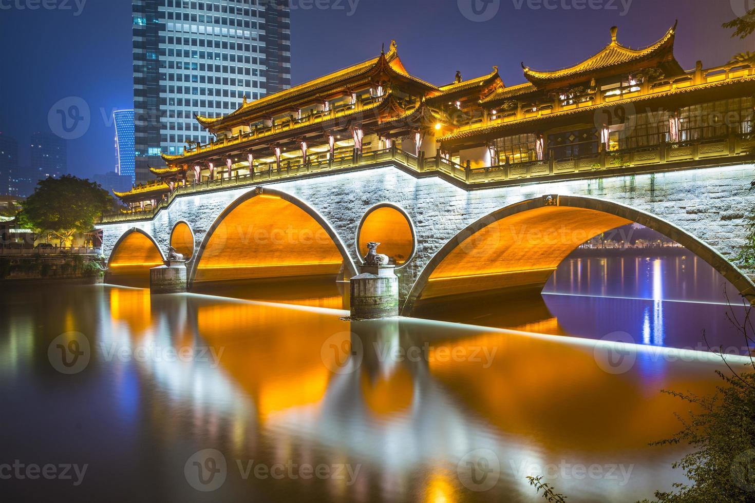 puente chengdu foto