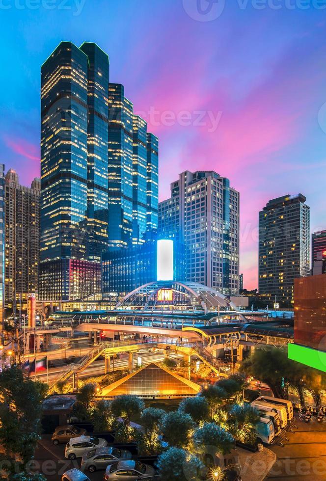 Bangkok Thailand on business premises photo