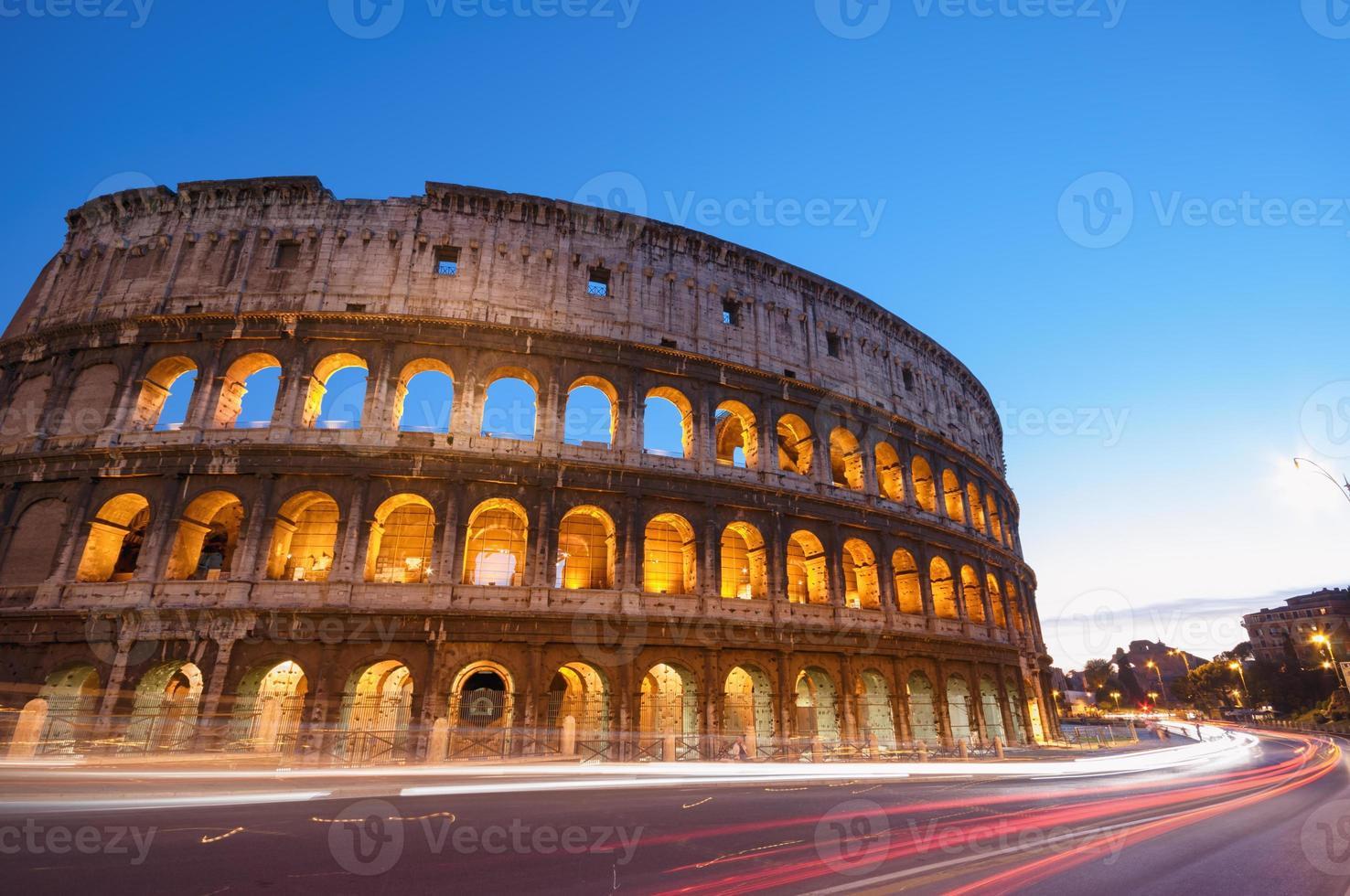 Colosseum, Rome - Italy photo