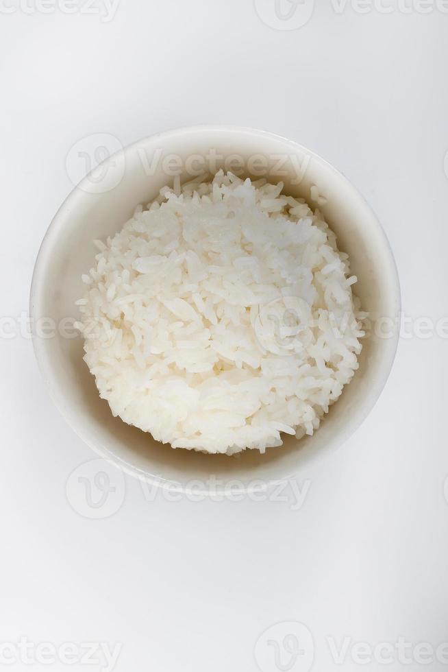 arroz blanco foto