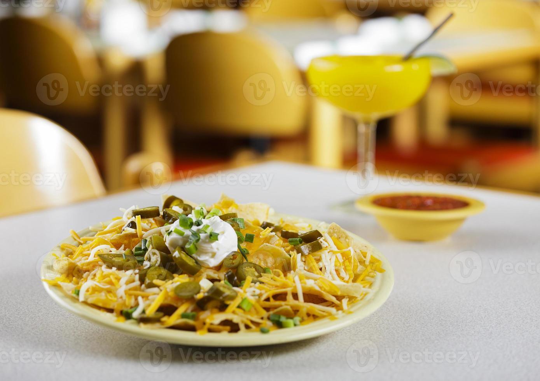 plato combinado mexicano foto