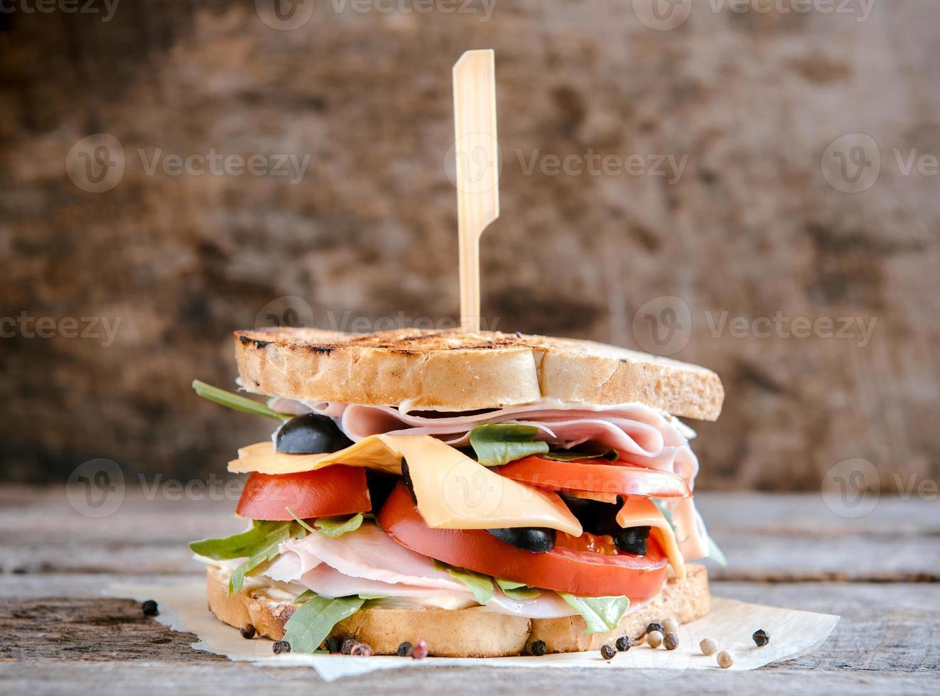 Tost sandwich photo