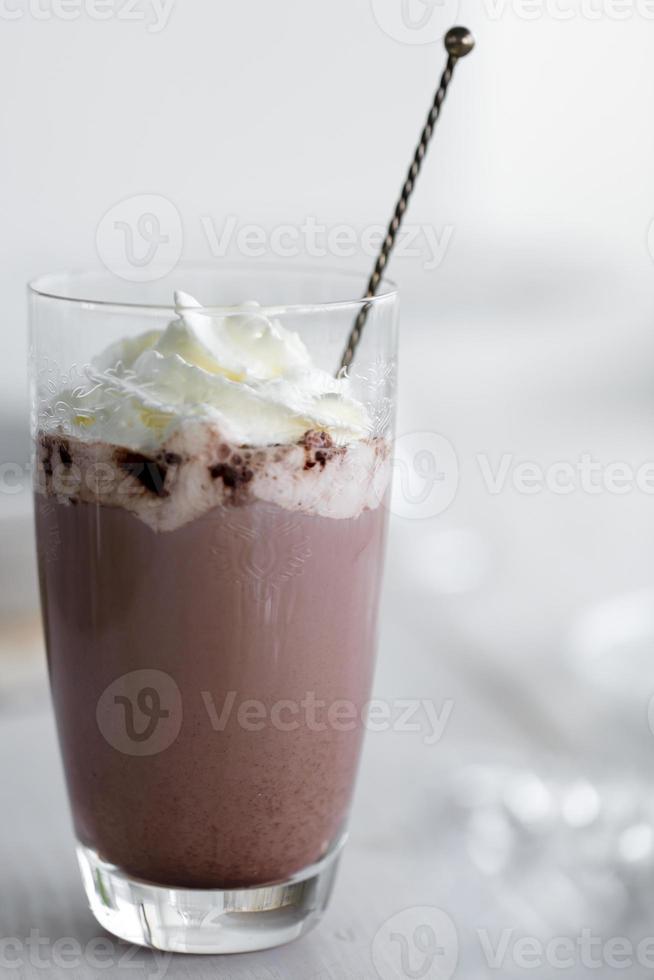 chocolate milk photo