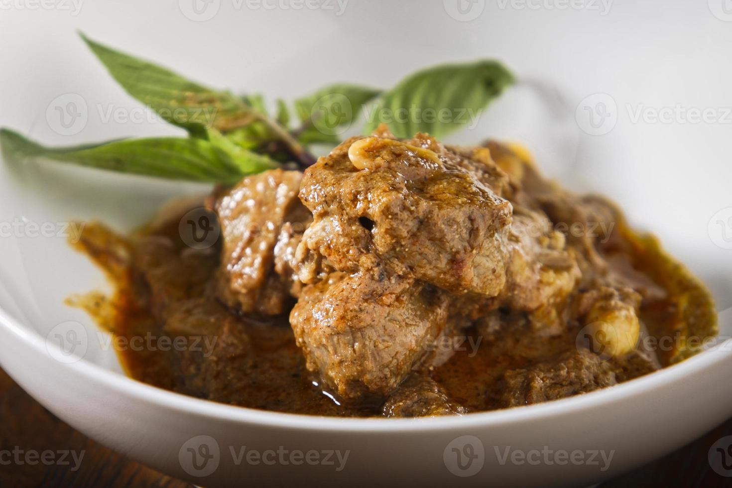 curry massaman foto