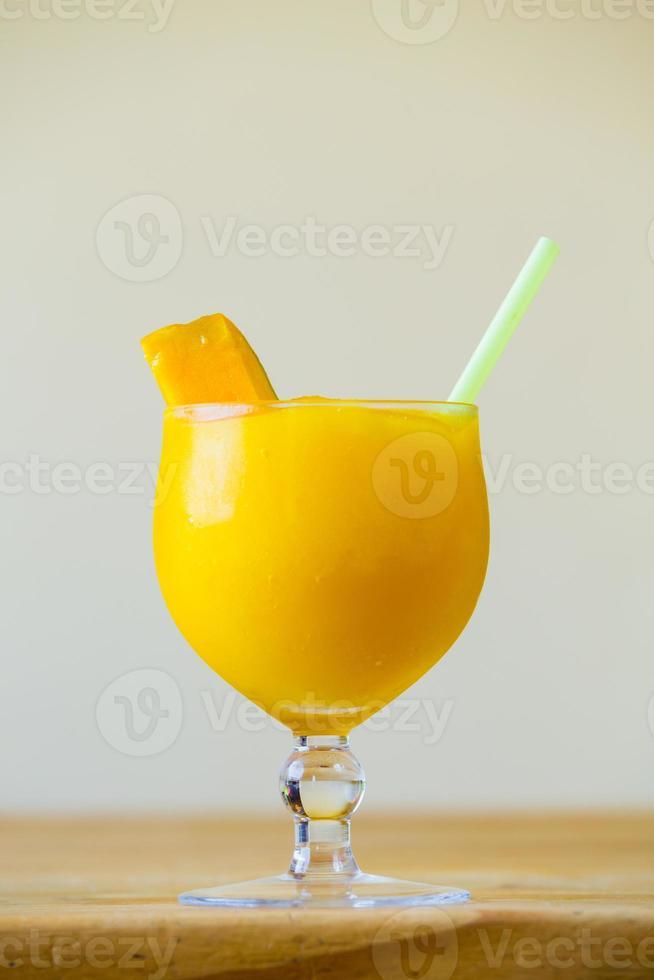Yellow Mango Margarita photo