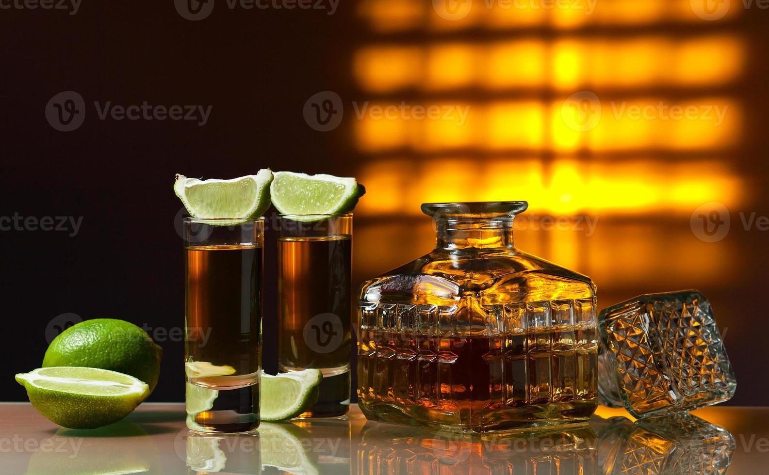 tequila dorado foto