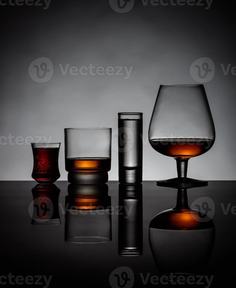 bebidas fuertes foto