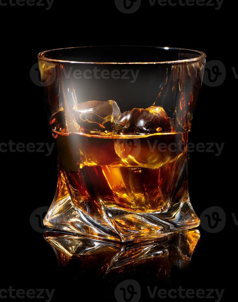 Expensive whiskey photo