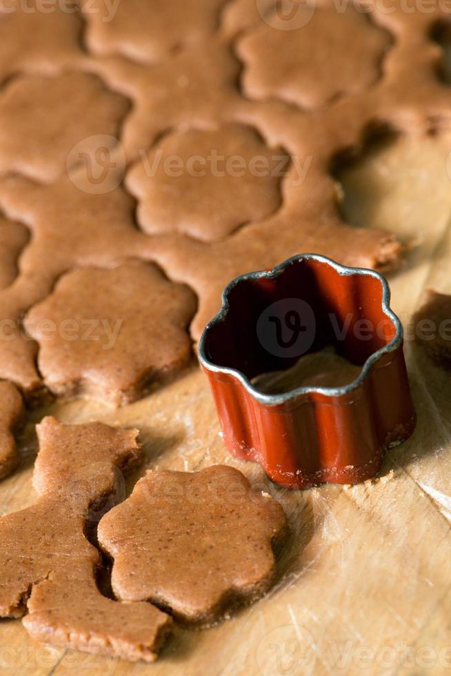 galletas de chocolate foto