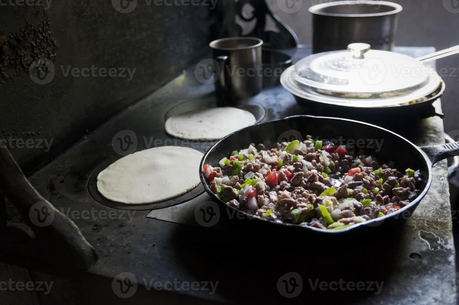 cocina tradicional mexicana foto